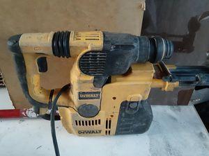 Dewalt 8.5 amp corded Hammer Drill for Sale in Lemon Grove, CA