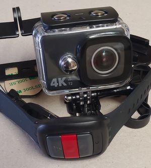 4K Wi-Fi Sports Action Camera for Sale in Oklahoma City, OK