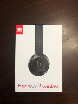 Beats Solo 3 wireless Headphones for Sale in WILOUGHBY HLS, OH