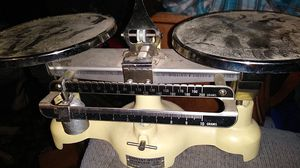 Fully functional scientific ol school scales for Sale in Amarillo, TX