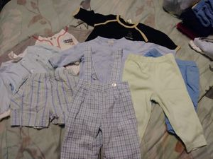 Baby Clothes 3-6 mos. for Sale in Greensboro, NC