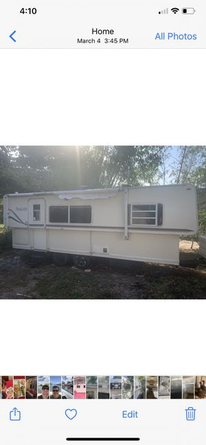 Hi Lo camper trailer for Sale in Fort Lauderdale, FL