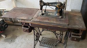 Old vintage singer sewing machine for Sale in Austin, TX