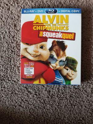 Alvin & the Chipmunks: the squeakquel for Sale in Lincoln, NE