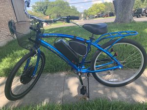 New e-bike electric bike bicycle conversion concord riverdale 48v 1000w motor for Sale in San Antonio, TX