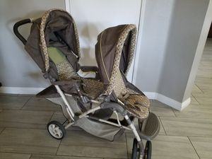 Double stroller for Sale in San Jacinto, CA