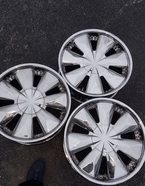 3 Rims for Sale in Germantown, MD