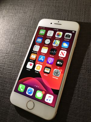 Apple iPhone 8 64gb gold T-Mobile metro PCs for Sale in Nuevo, CA