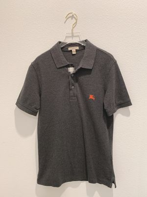 Burberry Polo shirt Grey Small for Sale in El Monte, CA