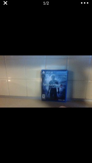 (PS4) Uncharted 4 for Sale in Lee's Summit, MO