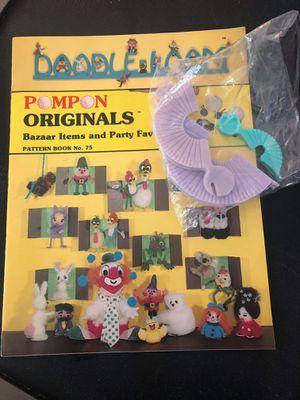 1979 Doodle-Loom Pompon Orginals for Sale in Midland, MI
