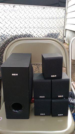 RCA speakers for Sale in Grand Rapids, MI