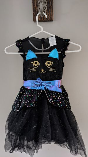 Cat Witch Costume Dress for Sale in Des Plaines, IL