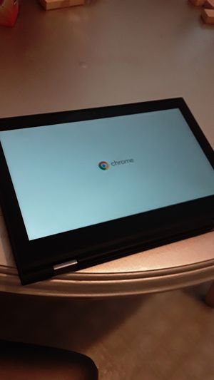 Flip screen Laptop chromebook 2019 for Sale in Camden, NJ