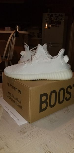 Adidas Yeezy bost 350 V2 Triple white, brand new with box, men's size 8 (womens 9.5) for Sale in Tempe, AZ