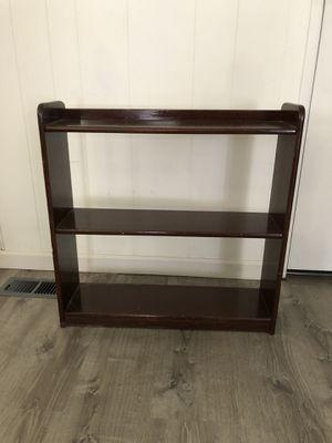 Small wooden shelf for Sale in Morgan Hill, CA