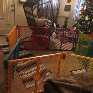 Nice size dog play pen for Sale in Columbia, PA