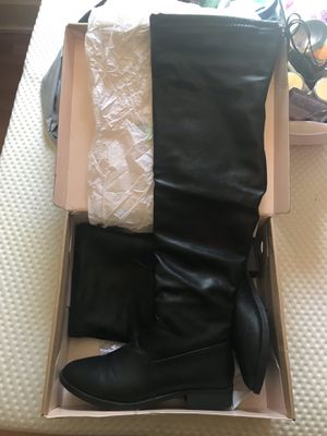 thigh boots/ high boots for Sale in San Diego, CA