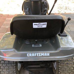 "Craftsman LT1000 42"" Riding lawn mower for Sale in Fort Worth, TX"