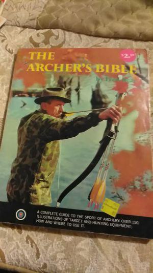 Vintage Archery for Sale in Everett, WA