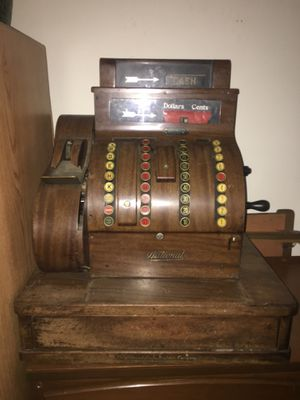 National 1932 antique cash register for Sale in Corning, NY