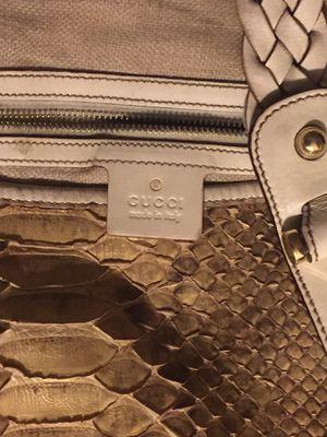 Snakeskin Gucci Purse & Heels $500 for Sale in Portland, OR