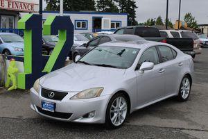 2006 Lexus IS 350 for Sale in Everett, WA