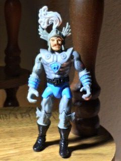 "VINTAGE 1983 TSR LJN TOYS DUNGEONS AND DRAGONS GOOD STRONGHEART ACTION FIGURE 5"" for Sale in Leander, TX"