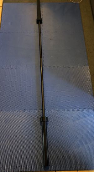 7ft Olympic weight bar for Sale in Los Angeles, CA