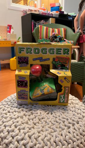 Arcade game Frogger for Sale in Cupertino, CA