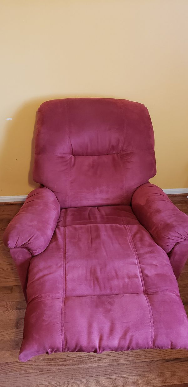 Lazyboy recliner / rocking chair