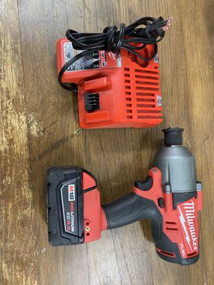 Milwaukee Impact Wrench for Sale in Dallas, TX