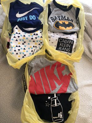 (Shipping Available) 3 Bags of 3-6 Months Baby Boy Clothes for Sale in Hillsborough, NC