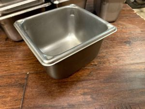 NSF stainless steel food container for Sale in Raleigh, NC