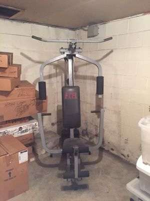 E'cell multifunctional home gym for Sale in Danville, PA