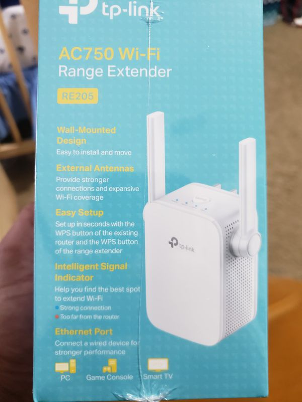 Tp-link range (wifi) extender for Sale in Warren, OR - OfferUp