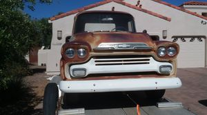 1958 Chevy Apache 3100 for Sale in Oro Valley, AZ