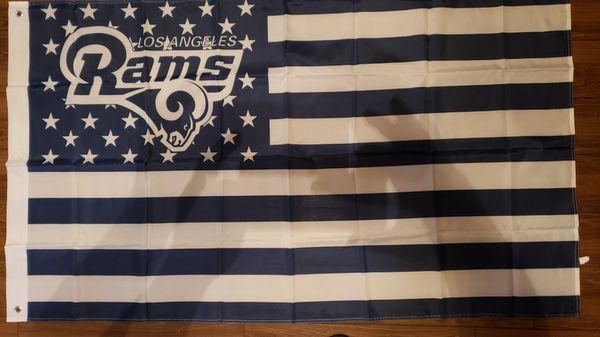 Rams Flag
