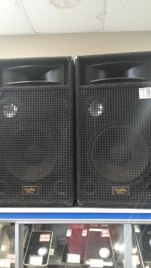 Digital audio d0gg speaker set for Sale in Bastrop, TX