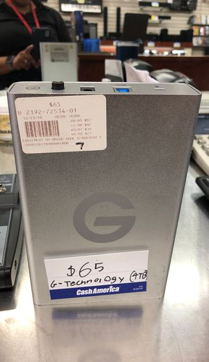G-technology for Sale in Chicago, IL