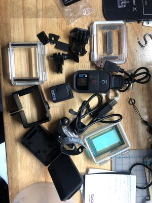 Go Pro Hero 3 accessories- 1 lot assorted for Sale in Los Angeles, CA