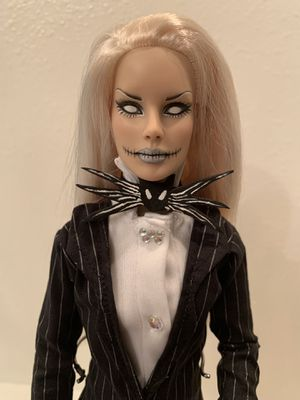 Nightmare Before Christmas Jack Ooak Custom Disney Tonner Doll for Sale in Las Vegas, NV