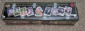 1993 Upper Deck Sealed baseball set Target for Sale in Chicago, IL