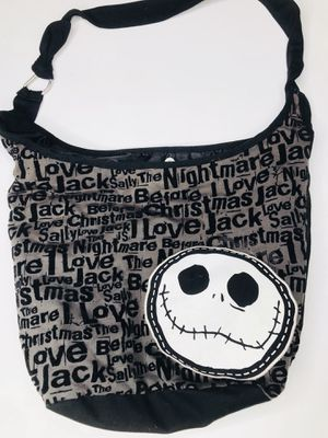 Nightmare before Christmas button Tote bag purse for Sale in Clermont, FL