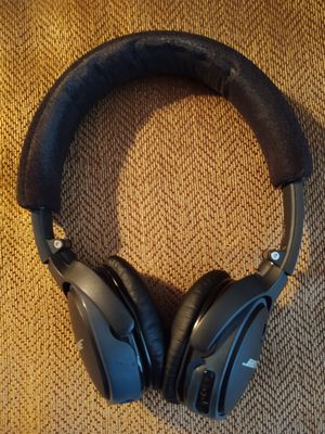Authentic Bose On Ear Bluetooth Headphones with New Ear Pads for Sale in Fairfax, VA