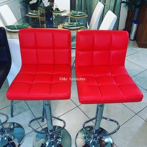 2 brand new bar stools New in the box for Sale in Miami, FL