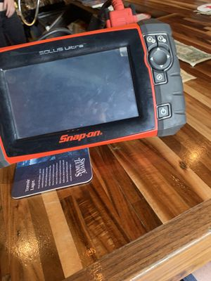 Snap on scanner for Sale, used