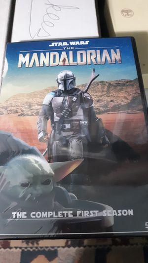 Unopened Star Wars the Mandalorian Season 1 for Sale in Los Angeles, CA