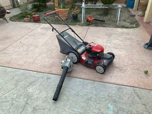 Lawnmower and leaf blower for Sale in Stanton, CA