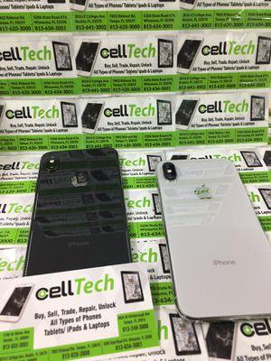 iPhone X , XS !! Unlocked!! We Finance !! for Sale in Wimauma, FL